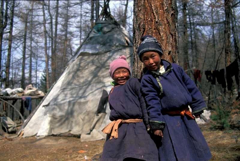 Rencontre avec les Tsaatans de Mongolie