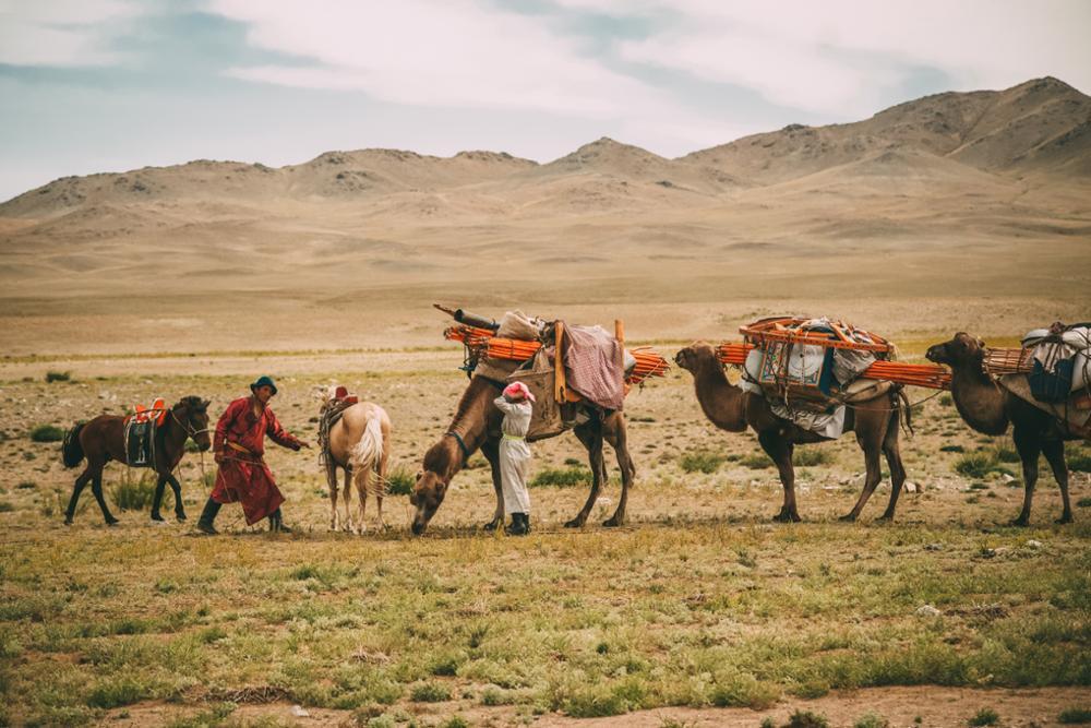 La Mongolie comme vous ne l'avez jamais vue : trek dans le massif du Kharkiraa