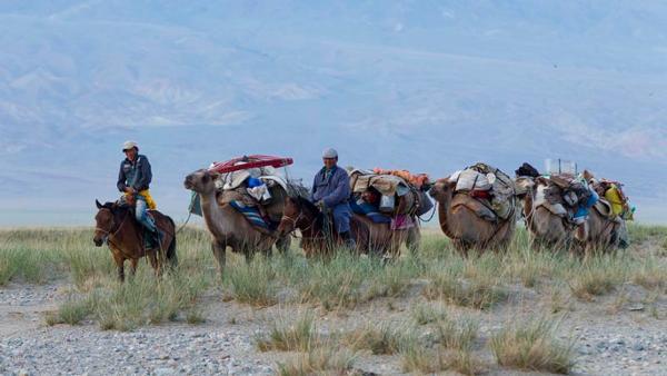 Le nomadisme en Mongolie