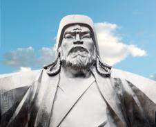 Quelques personnalités historiques pour la Mongolie