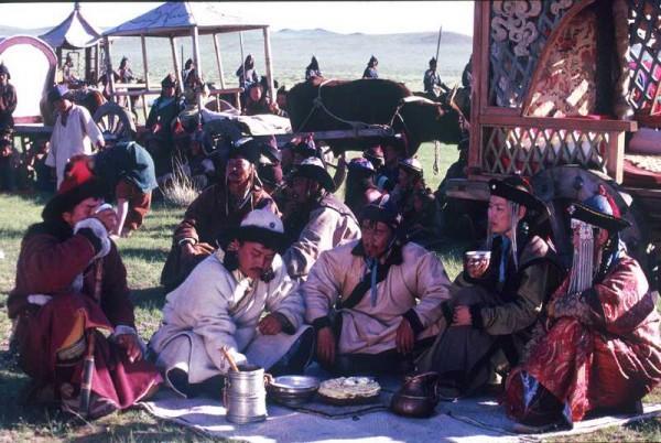 Chronologie de l'histoire mongole