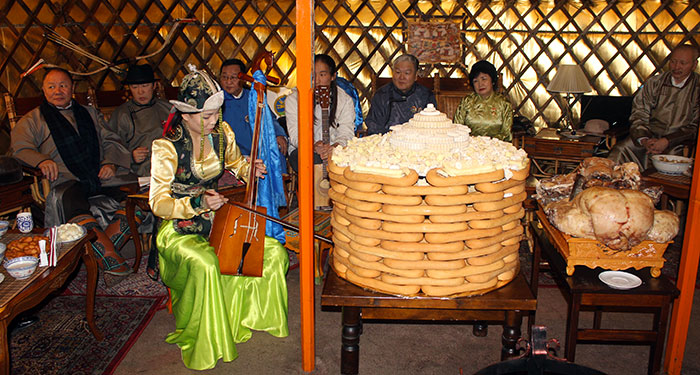 Winter Festivals In Mongolia