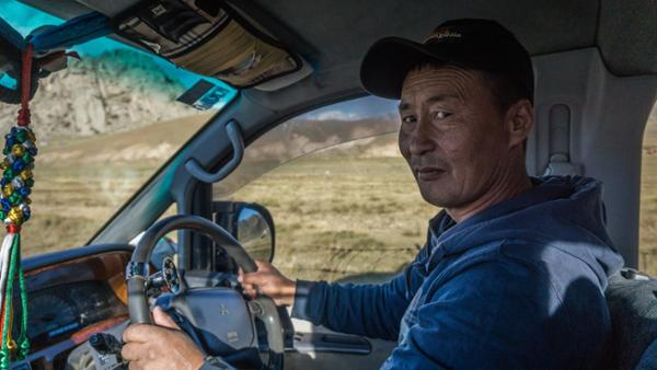 Se déplacer en Mongolie