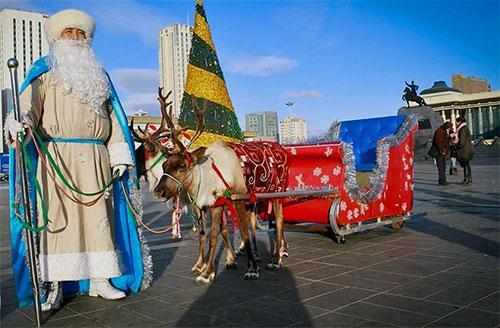 Le Nouvel An en Mongolie