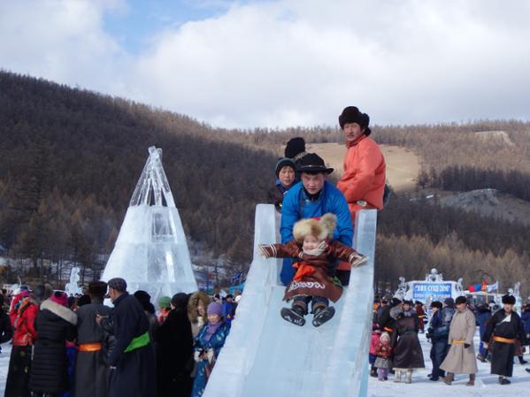 Le festival des glaces, l'incontournable évènement de l'hiver
