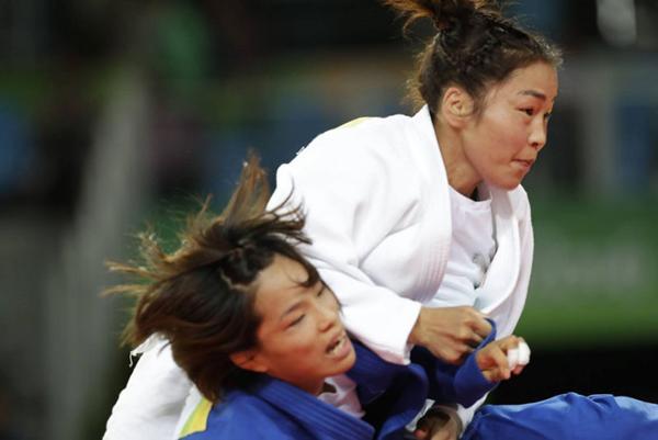 Première médaille pour la Mongolie aux JO de Rio 2016 !