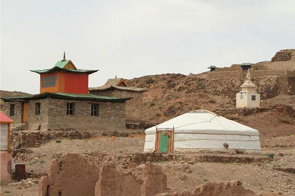 The 10 Main Monasteries in Mongolia