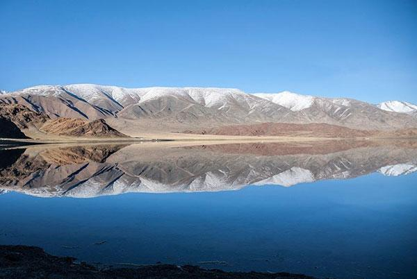 Les plus beaux lacs de Mongolie