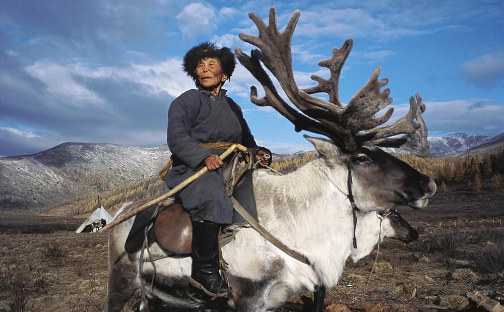 Le photographe Hamid Sardar vous emmène à la rencontre des nomades de Mongolie…