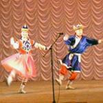 Danseurs Mongolie