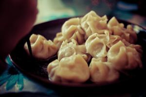 Se nourrir en Mongolie