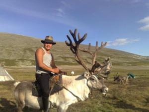 Guide en Mongolie