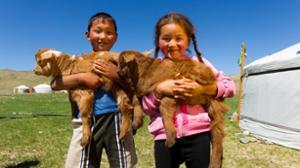 La Mongolie, un pays jeune