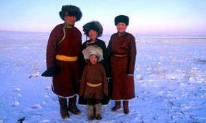 Aide Suisse éleveurs mongols