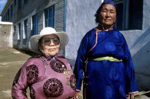 le rôle des femmes au sein de la société mongole