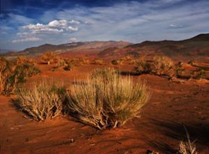 La géographie du désert de Gobi
