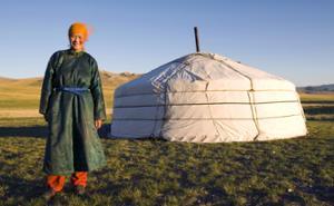 Les traditions séculaires des Mongols