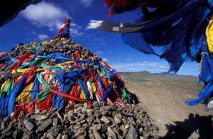Le culte des ovoos en Mongolie