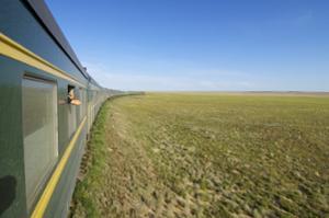 à bord du trans-mongolien