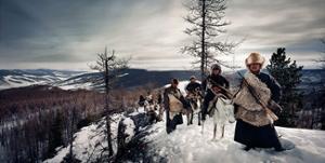 Les Tsataan éleveurs de rennes