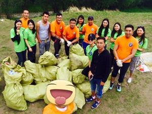 Hog bucket challenge Mongolie
