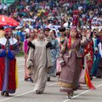 Festival du Naadam 2015
