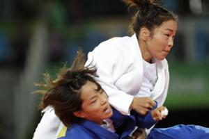 Judokate mongole japonaise