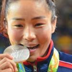 Sumiyaa Dorjsurengiin Médaille Mongolie