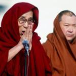 Dalai Lama en visite en Mongolie