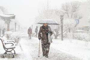 Froid climat Mongolie
