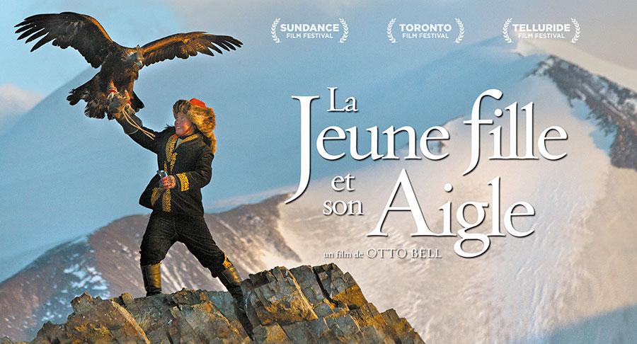 Film la jeune fille et son aigle