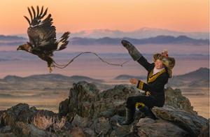 Jeune fille et son aigle film mongolie