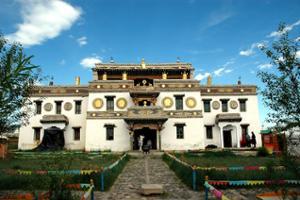 erdene zuu temple
