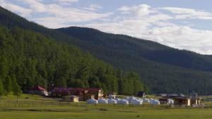 camp yourte