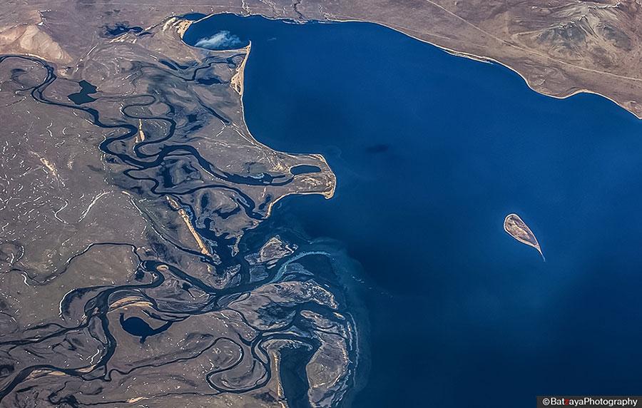 Lac Khorgo Terkh Mongolie