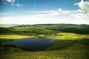 khukh lake