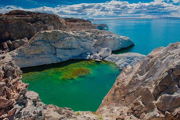 khyargas lake