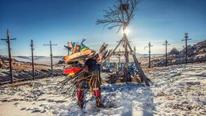 FEstival chamanisme en Mongolie